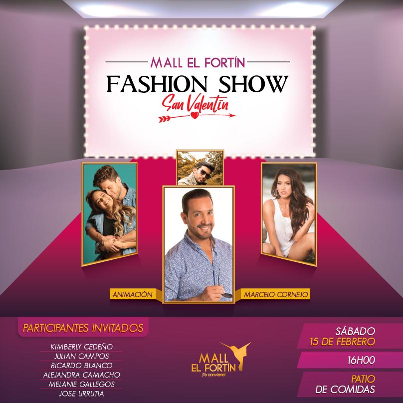 Fashion Show 15/02/2020