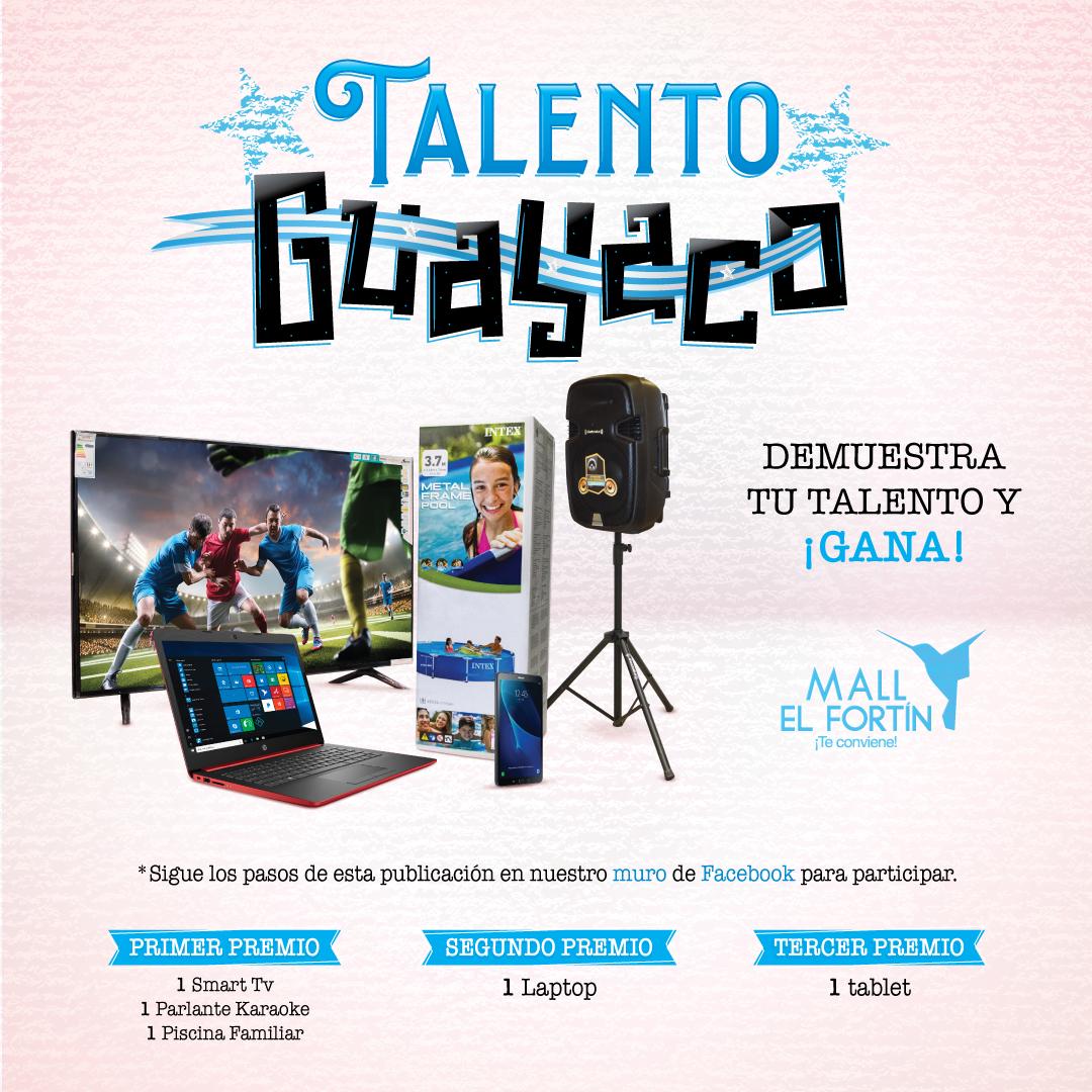 TALENTO GUAYACO DEL 10/07/2020 HASTA 31/07/2020